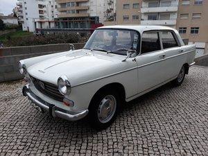 1965 Peugeot 404 RHD
