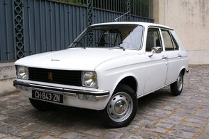 1974 104 GL 4 portes