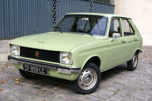 1975 104 GL 4 portes