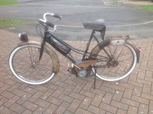 1952 Peugeot BIMA moped
