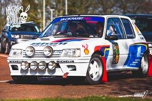 1990 205 GTi T16 replica