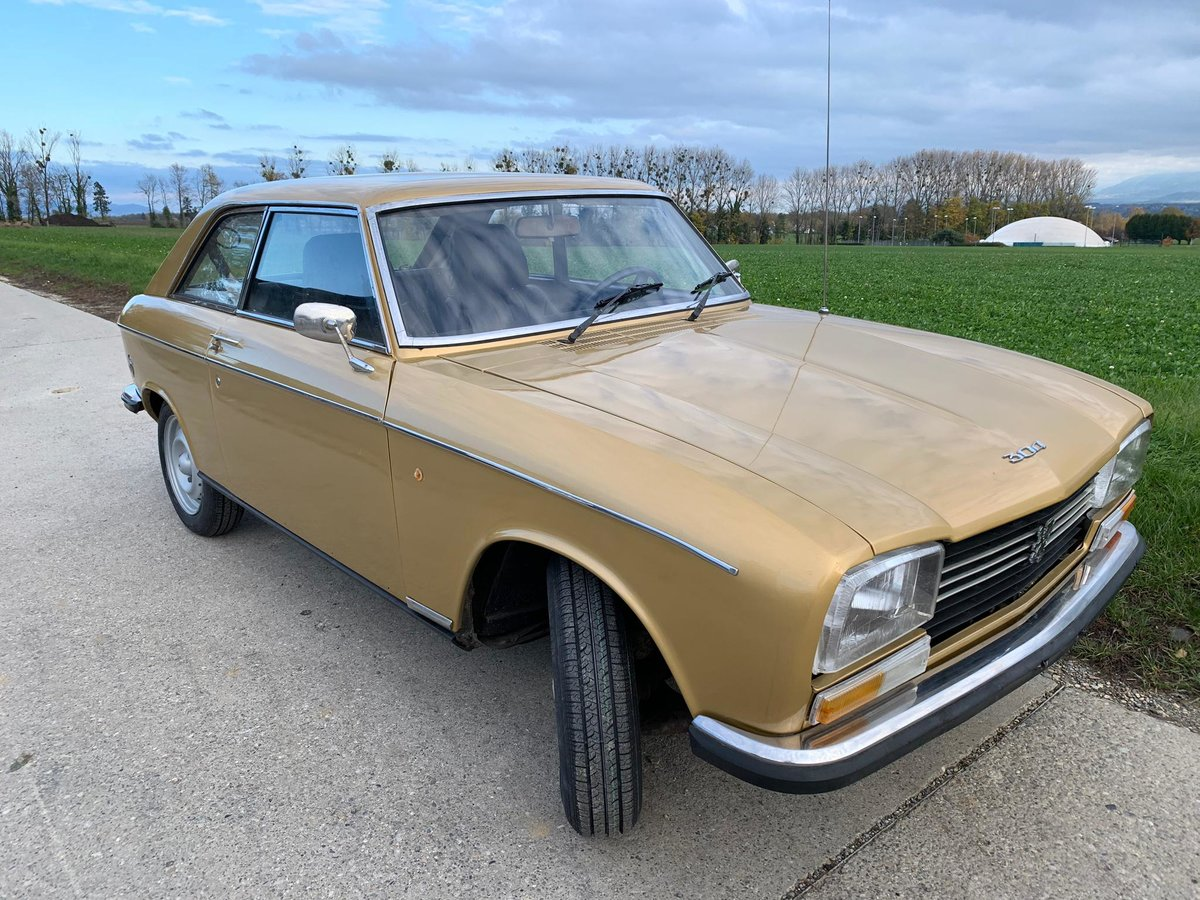 1974 Peugeot 304 S Coupé For Sale (picture 1 of 6)