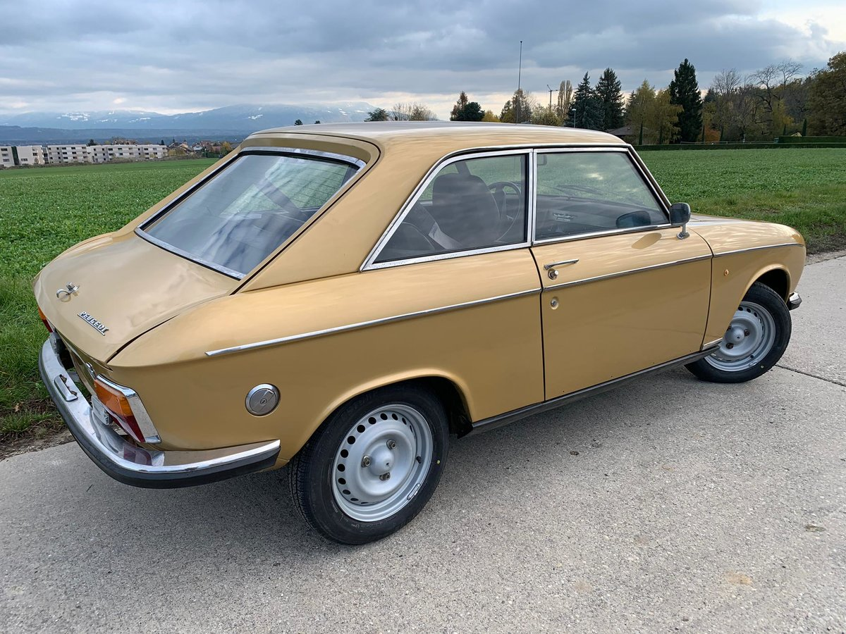1974 Peugeot 304 S Coupé For Sale (picture 4 of 6)