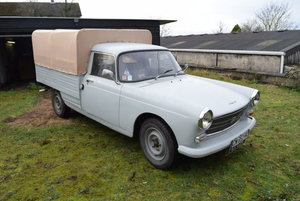 1974 Peugeot 404 Pickup For Sale by Auction