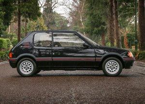 1985 Peugeot 205 GTi (1.6 Litre)