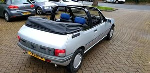 1991 Peugeot 205 1.4L CJ junior Cabriolet  offers For Sale