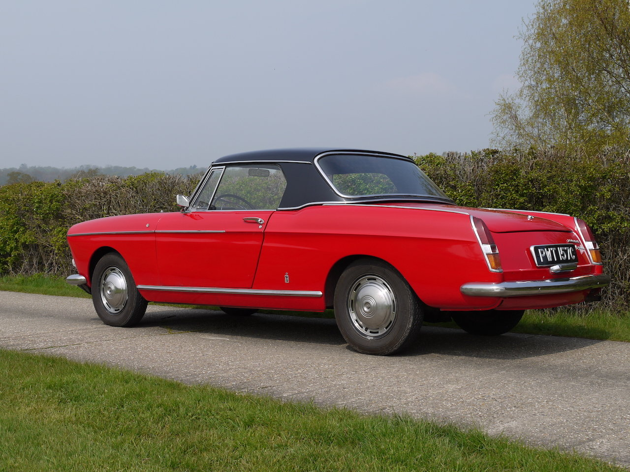 1965 Peugeot 404 Cabriolet For Sale (picture 3 of 6)
