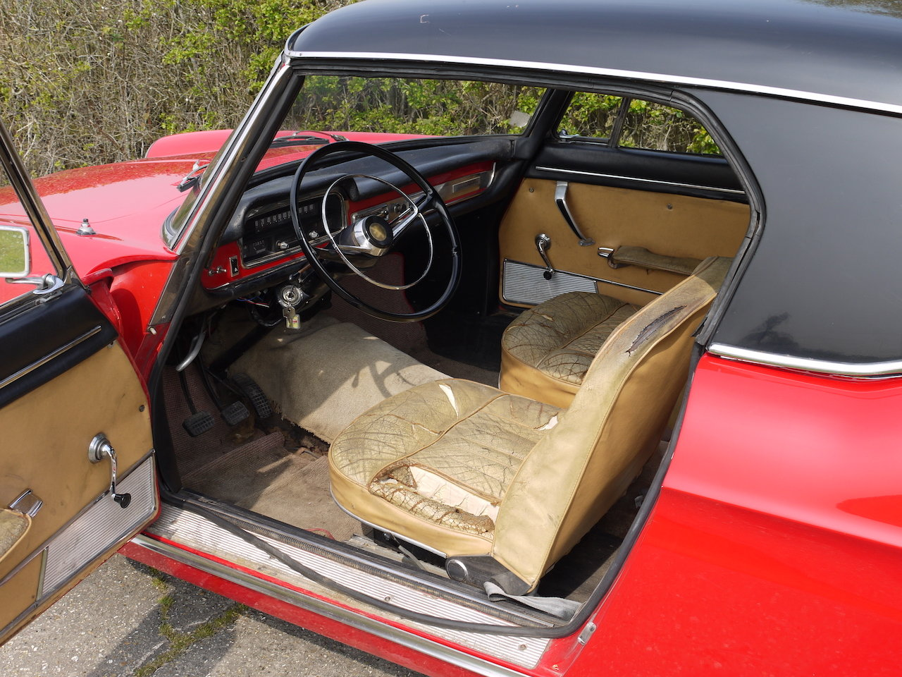 1965 Peugeot 404 Cabriolet For Sale (picture 5 of 6)