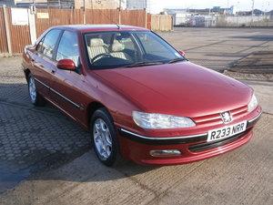 1997 PEUGEOT 406 V6 MANUAL - ONE OWNER - 54,000 MILES ONLY