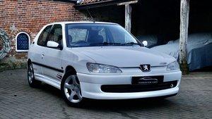 1999 Peugeot 306 Rallye (Ltd Edn 500) 2.0 16 Valve Bianca White