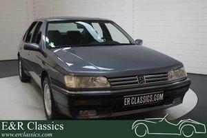 Peugeot 605 SR 3.0 V6 1990 Near mint condition For Sale