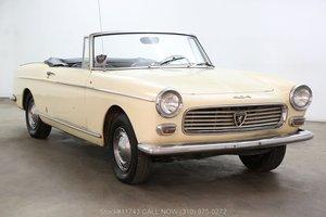 1966 Peugeot 404 Convertible