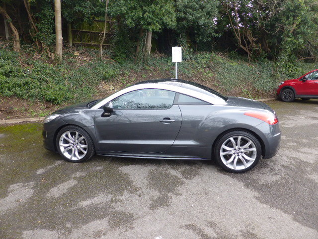 2011 Unblemished Peugeot RCZ GT THP 156 Automatic For Sale (picture 1 of 4)