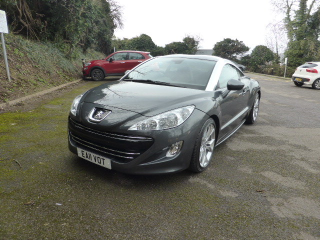 2011 Unblemished Peugeot RCZ GT THP 156 Automatic For Sale (picture 2 of 4)