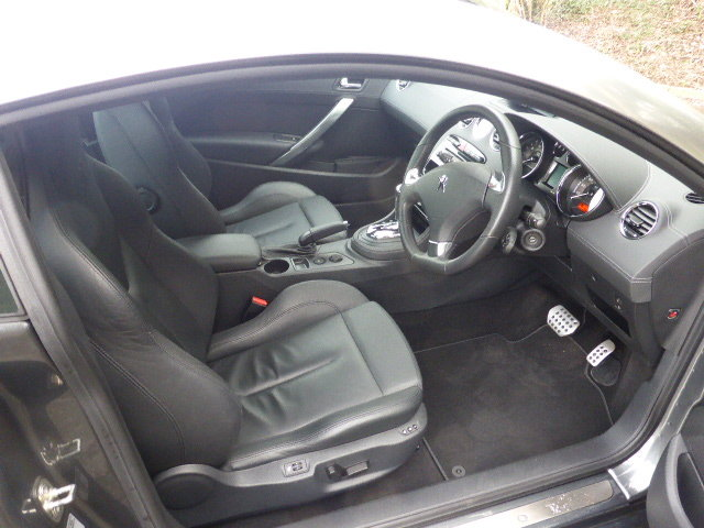 2011 Unblemished Peugeot RCZ GT THP 156 Automatic For Sale (picture 4 of 4)