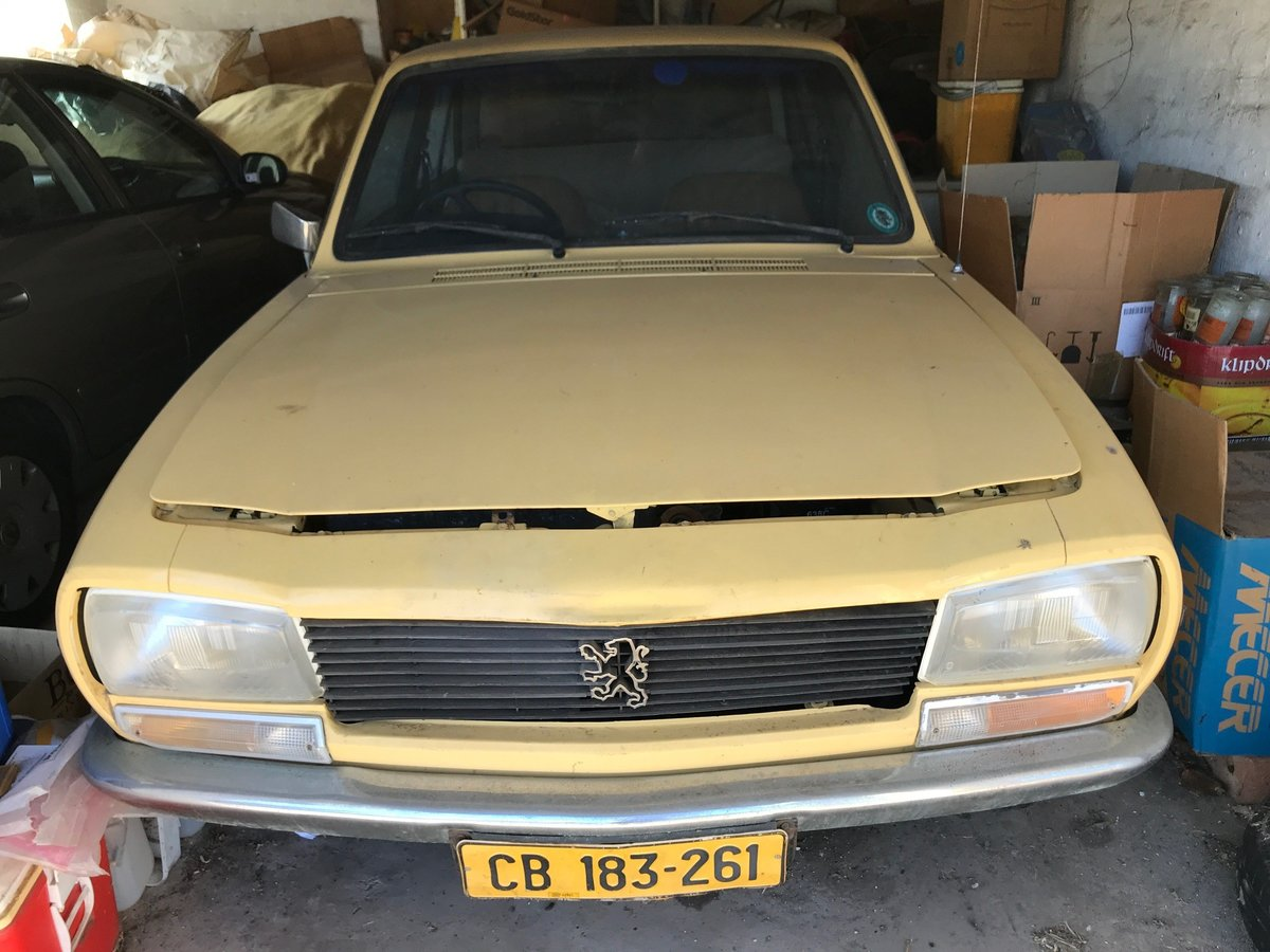 1975 Classic 1970's/80's Peugeot 504 For Sale (picture 2 of 3)