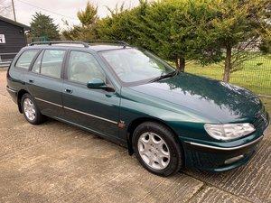 1997 Peugeot 406 V6 Estate