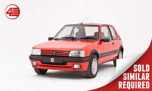 1992 Peugeot 205 GTI /// Outstanding Condition /// 71k Miles SOLD