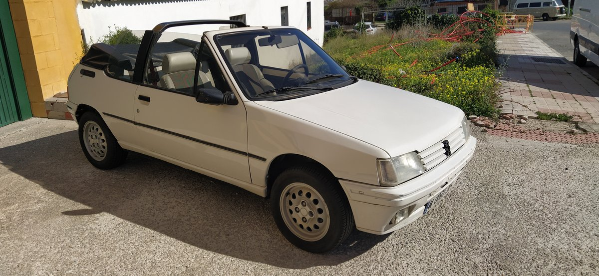 1989 Peugeot 205 cj For Sale (picture 1 of 5)