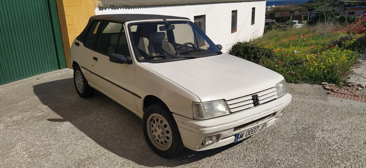 1989 Peugeot 205 cj For Sale (picture 3 of 5)