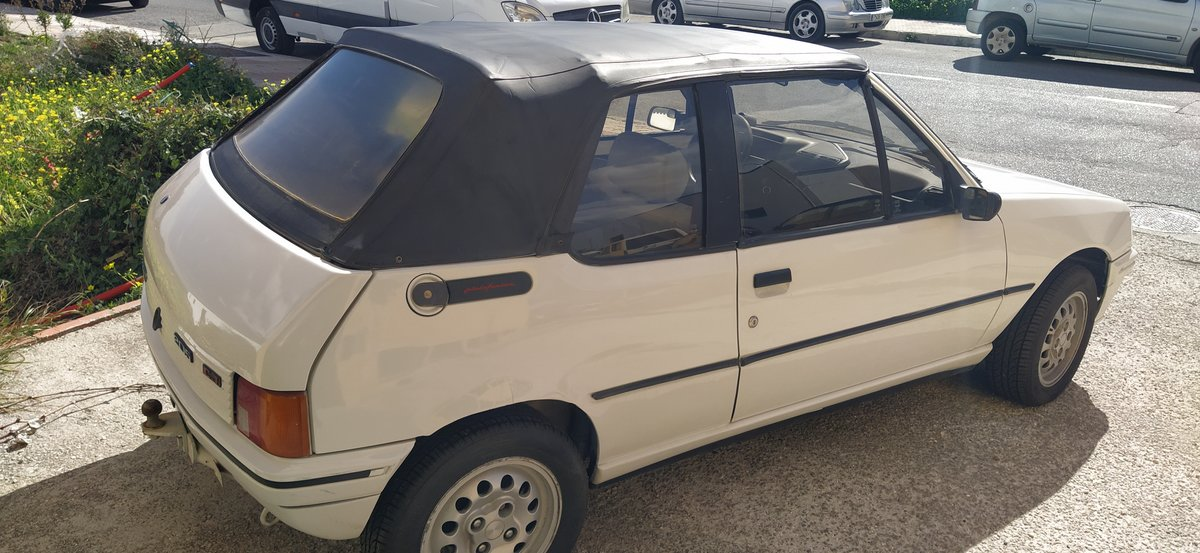 1989 Peugeot 205 cj For Sale (picture 5 of 5)