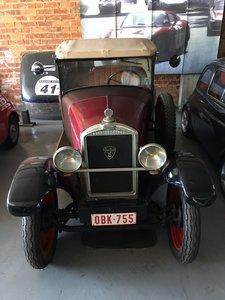 1929 Peugeot 5CV Cabriolet Wymann For Sale