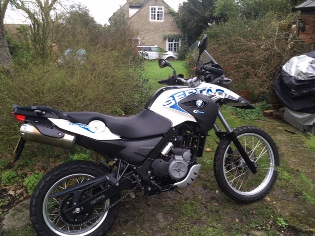 2012 BMW 650 GS Sertao  For Sale (picture 1 of 6)