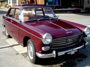 2020 Peugeot 404 Saloon