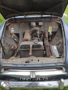 1960 Classic Original French Peugeot 403 Saloon Car
