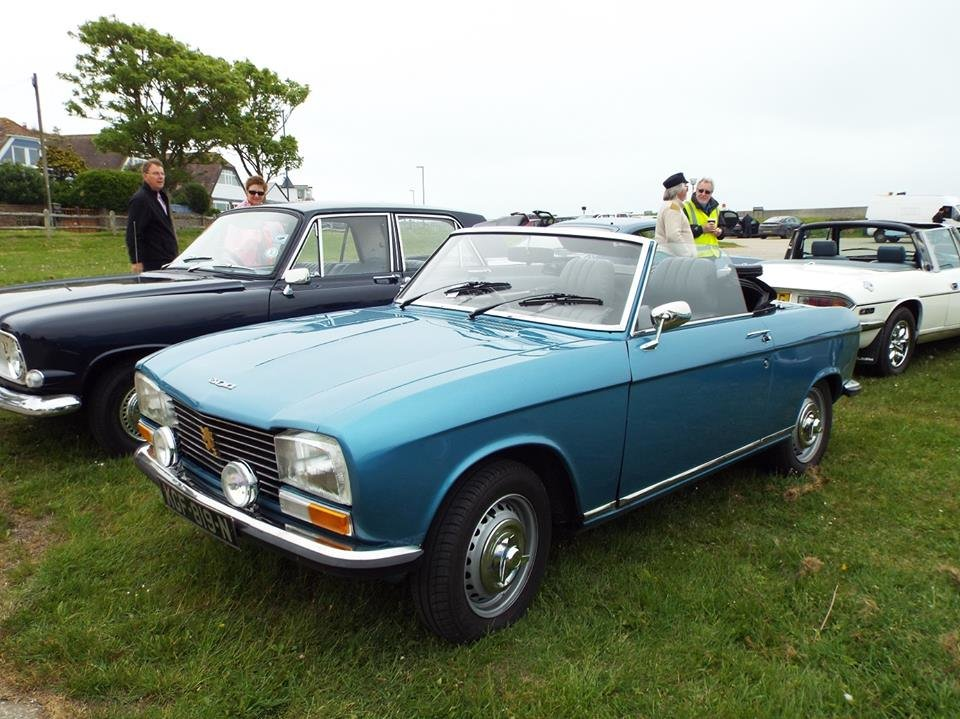 1975 Peugeot 304 cabrio SOLD (picture 1 of 6)
