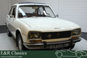 Peugeot 504 Sedan 1971 Automatic and sliding roof For Sale