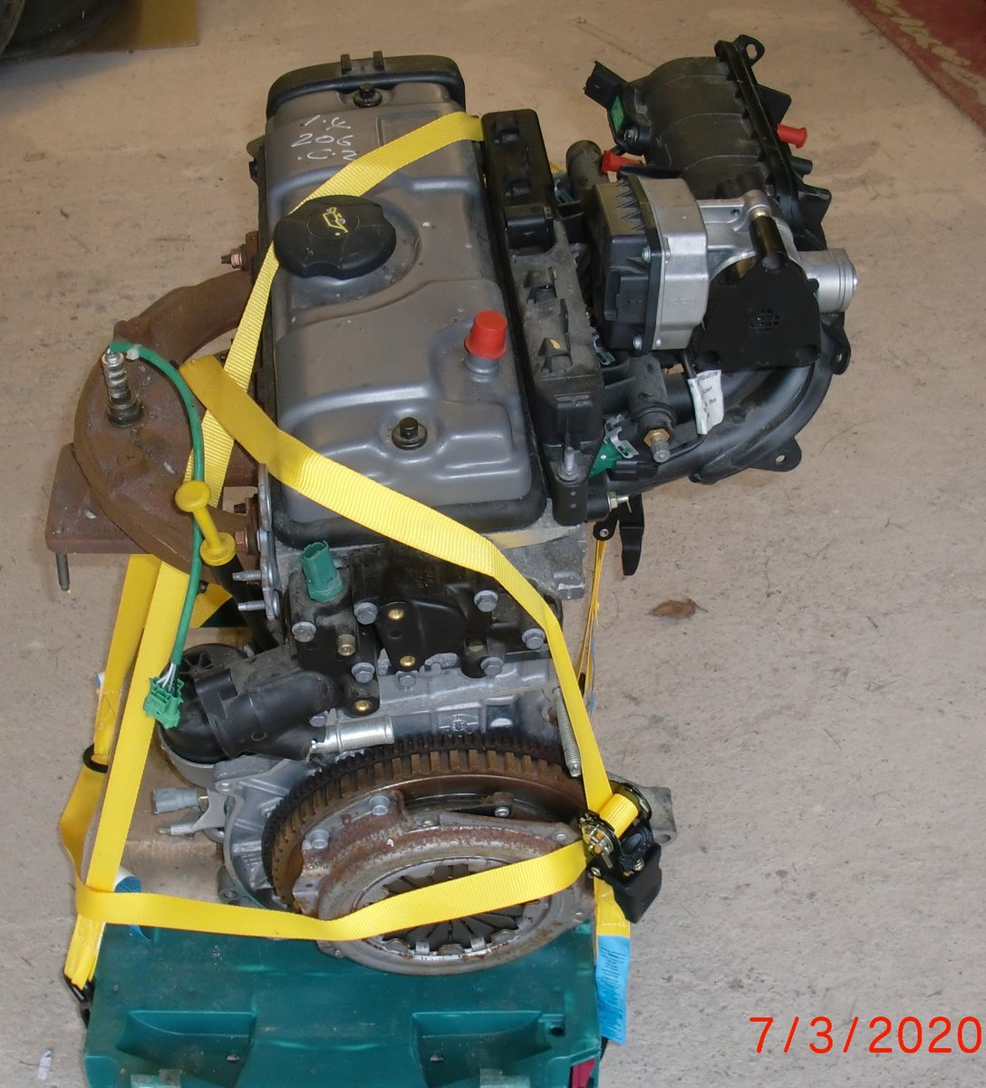 2004 PEUGEOT 1.4 PETROL ENGINE, ( NEW ) For Sale (picture 4 of 5)
