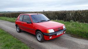 1989 Peugeot 205 XS