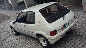 1988 205 Rallye Spéciale homologation