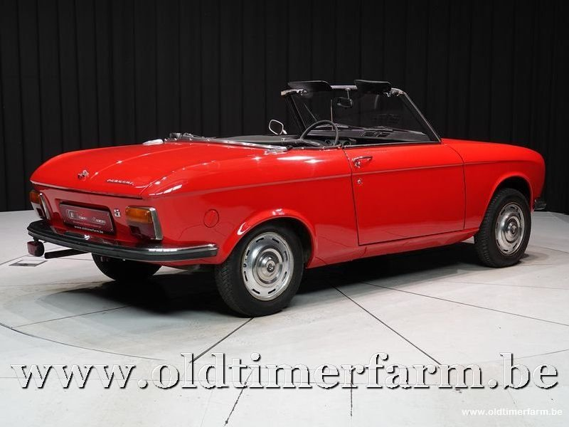 1973 Peugeot 304 Cabriolet '73 For Sale (picture 2 of 6)