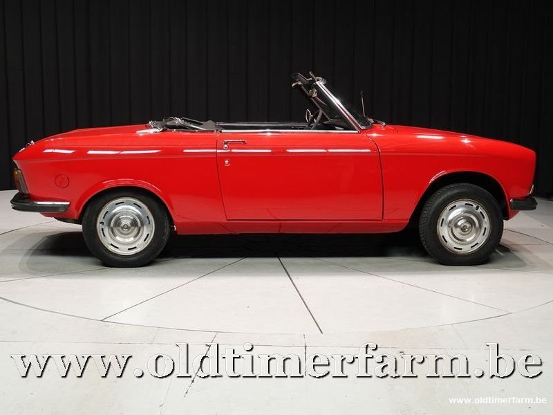1973 Peugeot 304 Cabriolet '73 For Sale (picture 3 of 6)