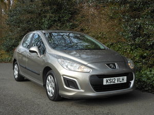 2012 Peugeot 308 1.6 HDI Access 5DR 1 Former + FSH For Sale