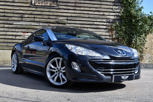 2010 Peugeot RCZ 1.6 THP GT FSH+Sat Nav+RAC Approved