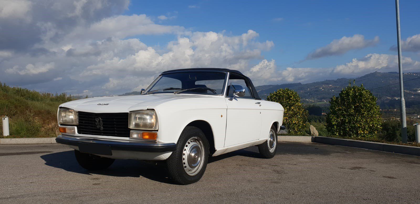 Peugeot 304 Cabrio - 1973 For Sale (picture 1 of 6)