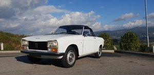 Peugeot 304 Cabrio - 1973