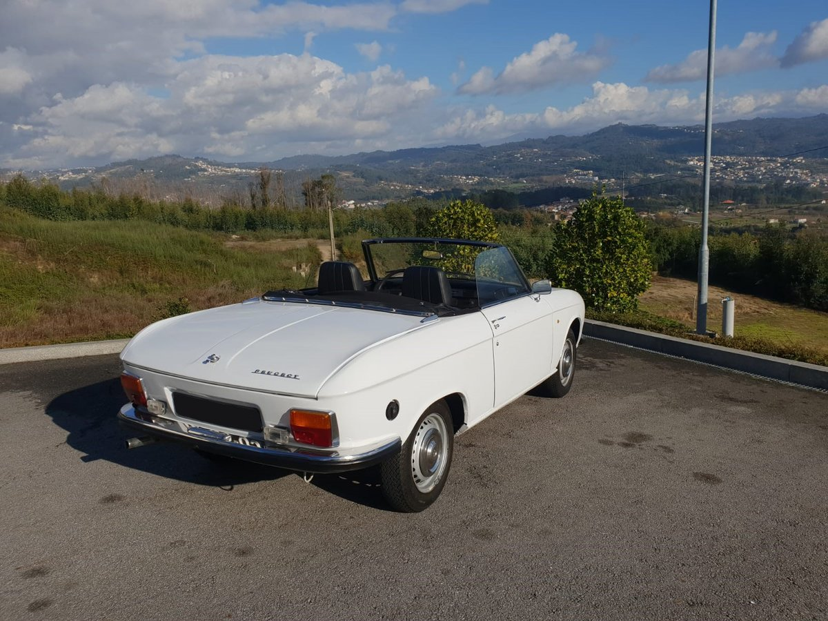 Peugeot 304 Cabrio - 1973 For Sale (picture 2 of 6)
