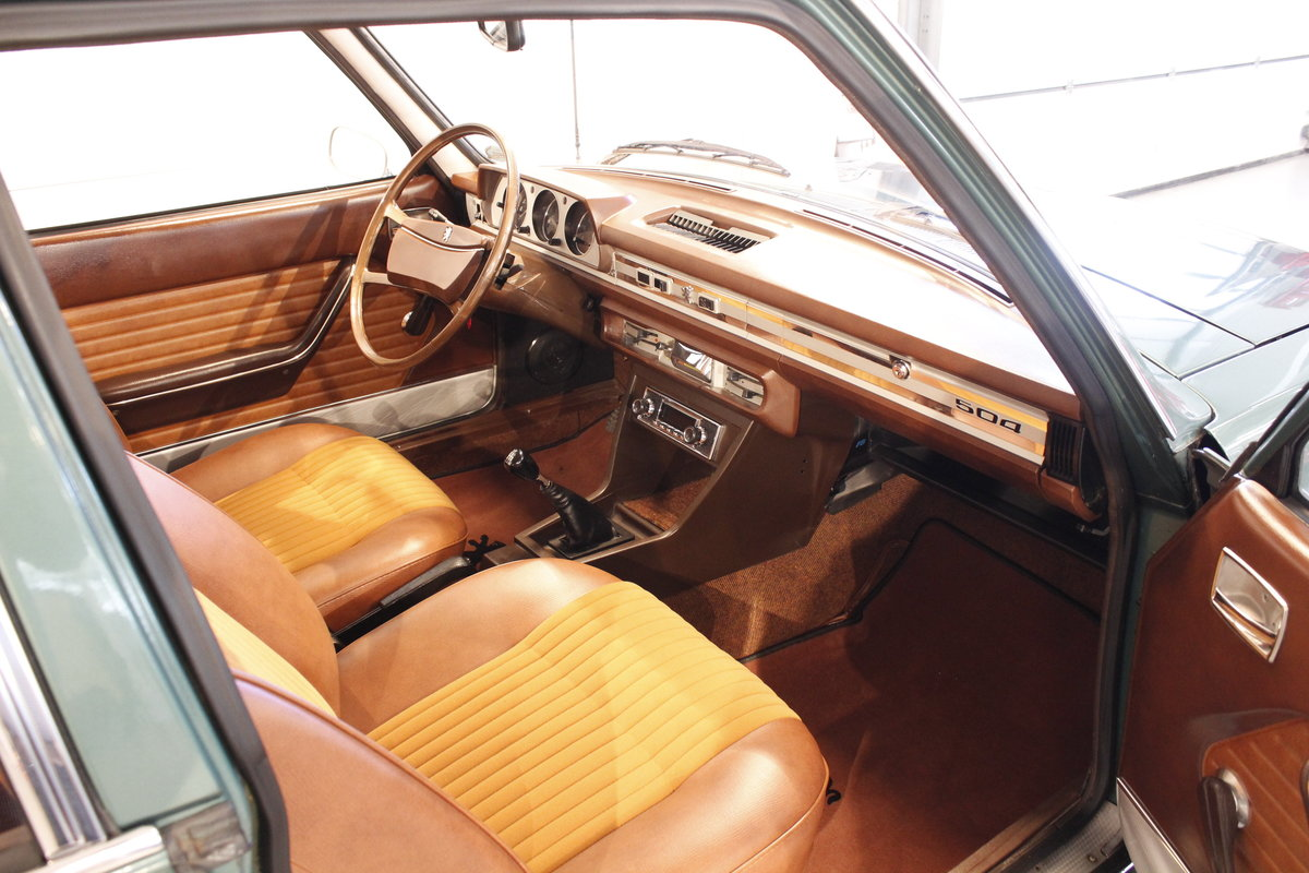 1974 Peugeot 504 GL 2.0 For Sale (picture 4 of 6)