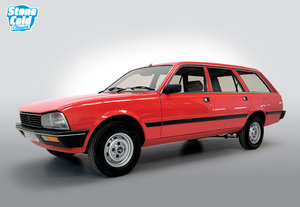 1982 Peugeot 505 GR Estate auto *TIME WARP!*