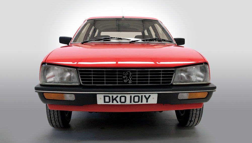 1982 Peugeot 505 GR Estate auto *RESERVED!* For Sale (picture 3 of 10)