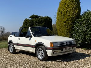 Picture of 1990 Peugeot 205 CTi Cabriolet. Stunning Car  SOLD