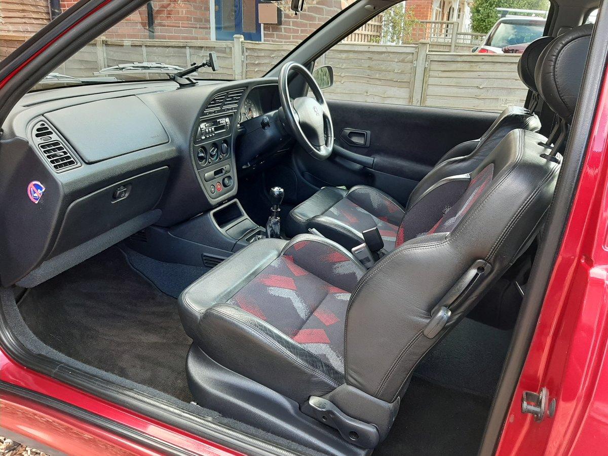 1997 Peugeot 306 GTi-6 FSH ### DEPOSIT TAKEN ### For Sale (picture 3 of 6)