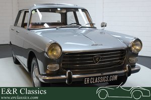 Peugeot 404 1.6 Saloon 1965 Sunroof For Sale