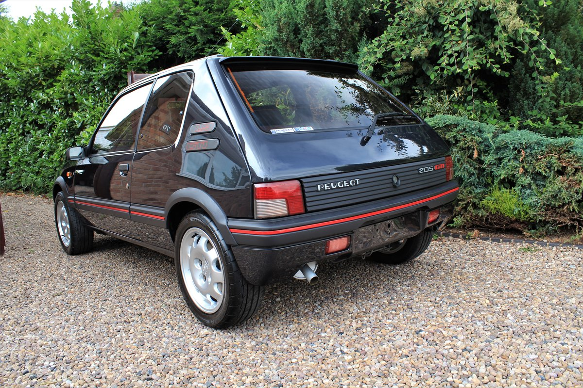 1991 Peugeot 205 GTI 1.9,65,534 miles,A/C,Seibu Japan SOLD (picture 3 of 6)