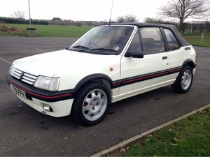 Peugeot 205 CTI 1.9L Petrol 5 Speed Manual