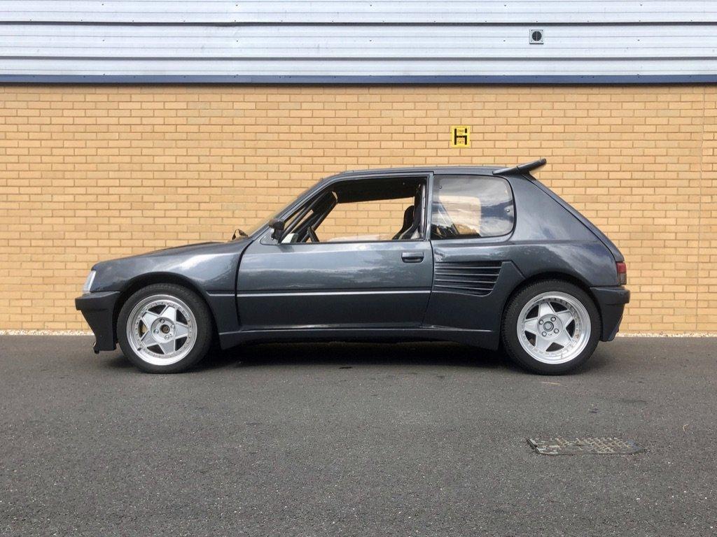 1989 PEUGEOT 205 GTI DIMMA // 3.0L V6 24v For Sale (picture 2 of 10)